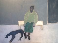 """""""Plot Hound and the Man in Green"""" by Gigi Mills 