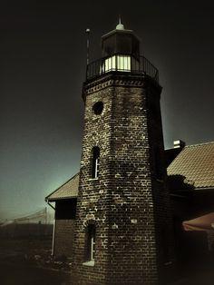 Lighthouse of Vente by Deividas Krutkevičius