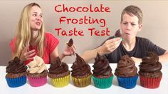 BEST CHOCOLATE FROSTING RECIPE TASTE TEST How To Cook That Ann Reardon