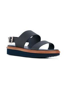 Tod's flatform sandals
