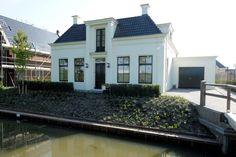 Notariswoning in Zwaag zo'n woning was vroeger mijn droomhuis