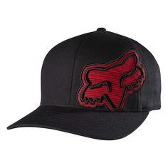 Fox Racing Men s Elmond Flexfit Baseball Cap ded78360832