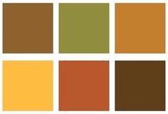 autumn color combo