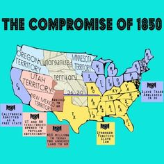 Free And Slave States Map  Adventures In Public History - Map of the us 1860 slave states free states