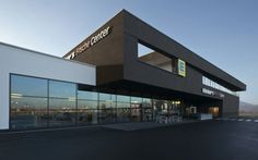 StoColor X-black by Sto Italia Shops, Australia, Exterior, Mansions, Architecture, House Styles, Modern, Fresh Thyme, Black