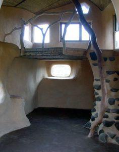 adobe tiny house 10