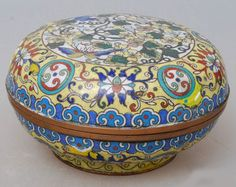 Benjarong porcelain- Thai Antique Thai style five-color porcelain, made in China, 18-19 c.