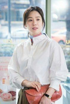 Your still beautiful💕 Beautiful Smile, Beautiful Women, Han Ji Min, K Idol, Korean Actresses, Korea Fashion, Working Woman, For Stars, Korean Drama