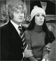 Tv Actors, Actors & Actresses, Lyle Waggoner, Harvey Korman, Funny Comedians, Carol Burnett, Vintage Tv, Classic Tv, Celebs
