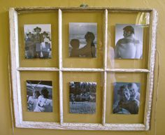 Doing this with my parent's old barn windows
