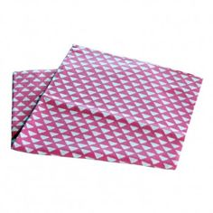 Japanese Towel – Scales (pink)