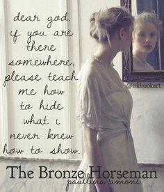 The Bronze Horseman. @nkbookart