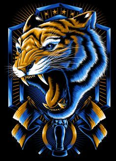 Star Wars Art Discover Incomparables x Tigres UANL Incomparables x Tigres UANL on Behance Lion Live Wallpaper, Tiger Wallpaper, Lion Images, Lion Pictures, Tiger Design, Design Art, Foto T Shirt, Tiger Vector, Tiger Artwork