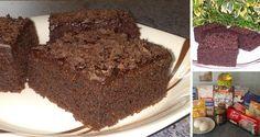 Klasika je klasika. Nadýchaný perník, přelitý čokoládovou polevou s kyselým džemem. Vyzkoušejte tento jednoduchý recept a potěšte své blízké sladkou pochoutkou.