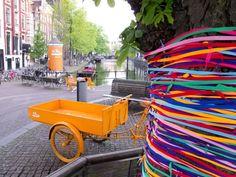"Converse ""Just Add Color"" @ Amsterdam"