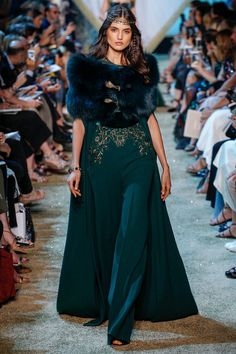 Elie Saab Fall Winter 2017 Couture Collection