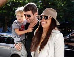 Interracial couple: Singer/Songwriter Robin Thicke and American actress Paula Patton Robin Thicke Wife, Divorce, Marriage, Interracial Family, Paula Patton, Love N Hip Hop, We Are Family, Family Affair, Christina Hendricks