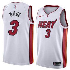 Camisetas nba nike blanco Dwyane Wade Miami Heat 2018 Marca  nike Equipos   Miami Heat Jugador  Dwyane Wade Adecuado para  Hombre Estilo  camisetas nba  2017 ... abb5f1b5e54