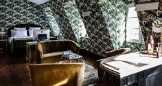DIE BESTEN HOTELZIMMER DER WELT |  #Designhotels #exklusive #Appartementanlagen, #feinstenBoutique-Hotels #Luxus-Resorts. #EleganteSuiten, #HauteCuisine #raffinierteRäume | Providence Hotel Paris | BRABBU CONTRACT