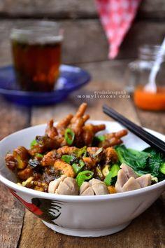 Mie Ayam Bakso Ceker
