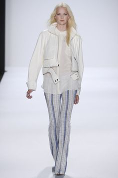 Rebecca Minkoff Spring 2013 Ready-to-Wear Collection Slideshow on Style.com