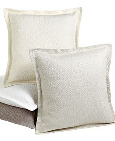 CLOSEOUT! Barbara Barry Bedding, Cloud Nine European Sham - Bedding Collections - Bed & Bath - Macy's