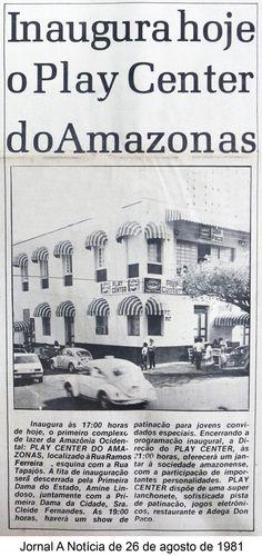 Jornal A Notícia - 26/08/1981