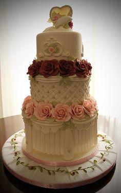 Wedding Cake by Ria123