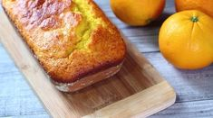 The sweet smell of oranges wafts through your kitchen while you're making dessert. What is this dessert you ask? It's cake, and the main ingredient is orange juice! This is a dessert tha. Whole Orange Cake, Orange Juice Cake, Food Cakes, Cupcake Cakes, Easy Cake Recipes, Dessert Recipes, Jus D'orange, Cake Tasting, Loaf Cake