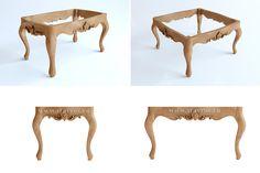 Журнальный стол из массива дерева с резьбой. #мебель #предмет #интерьер #дом #деревянный #удобный #резной #стильный #качественный Coffee table solid wood with carvings. #furniture #wood #wooden #carved #design #home #interior #comfortable #stylish