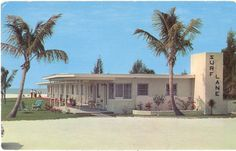 surf lane beach motel ~ st petersburg ~ florida
