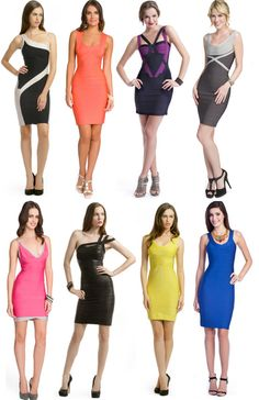 Haute on the Spot: Style: Herve Leger - The Look for as Low as $40!