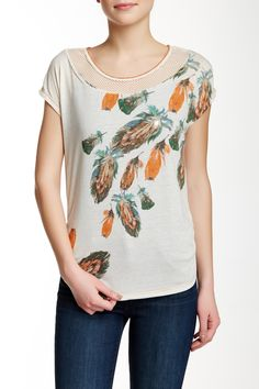 Edista - Norene Side Ruched Dolman Tee at Nordstrom Rack. Free Shipping on orders over $100.