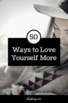 """Looking for some """"real world"""" self love practices? Here's a list of 50 things you can to do love yourself more and practice better self care. Positive Mindset, Positive Affirmations, Self Care Activities, Self Love Quotes, Happy Quotes, Self Development, Personal Development, Self Acceptance, Challenge"""