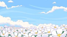 Adventure Time background art