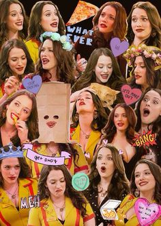 Max collage 2 Broke Girls