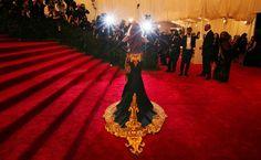 Chic Meets Tough at Metropolitan Museum's Costume Gala - NYTimes.com