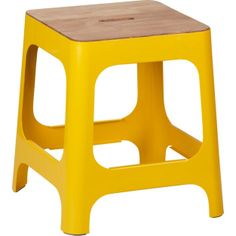 hitch marigold stool in chairs, benches | CB2 (100-200) - Svpply