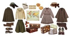 """""""Lets run away together"""" by mlekko on Polyvore featuring Ralph Lauren Black Label, H.E.BY MANGO, Zucca, French Connection, J.Crew and Sperry Top-Sider"""