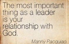 Leadership Quotes God IMages
