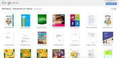 Biblioteca de recursos educativos ~ Orientación en Galicia