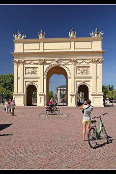 Brandenburger Tor Potsdam Castles, Berlin, Germany, Layout, Architecture, Travel, Places, Arquitetura, Viajes