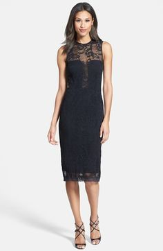 Silk dress silk and little black dresses on pinterest for Nicole miller wedding dresses nordstrom