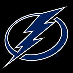 Hockey Sport, Nhl Hockey Teams, Hockey Memes, Hockey Logos, Sports Team Logos, Nhl Lightning, Tampa Bay Lightning Logo, Lightning Images, Tampa Bay Lighting