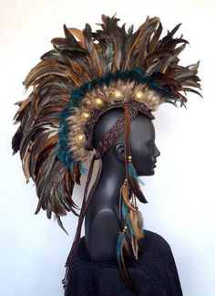 Hey, I found this really awesome Etsy listing at http://www.etsy.com/listing/106691360/made-to-order-midsize-warrior-feather