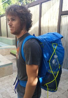IKEA Ultralight Backpacking pack - IKEA Hackers