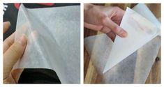 Itt a bizonyíték: a sütőpapír kincset ér! Mousse, Cabin Interiors, Food Art, Plastic Cutting Board, Candle Holders, Website, Candy, Moose, Porta Velas