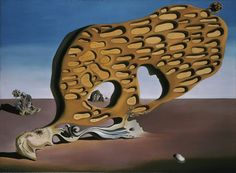 The Enigma of Desire, or My Mother, My Mother, My Mother | Salvador Dalí, The Enigma of Desire, or My Mother, My Mother, My Mother (1929)