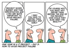 comic look at tech projects, funny tech comic Tech Humor, User Experience Design, First Year, You Must, Software Development, Budgeting, Geek Stuff, Thoughts, Comics