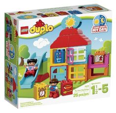 LEGO+DUPLO+My+First+Playhouse+(10616)+$11.84+{reg.+$19.99}+–+Best+Price+–+Prime+Member+Exclusive!!
